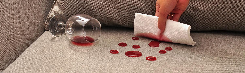 Impermeabilização de tecidos e estofados
